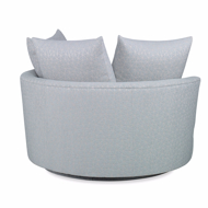 Picture of CUDDLE CIRCLE LOUNGE SWIVEL