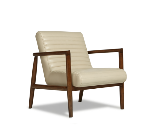 Picture of NORWOOD ACCENT CHAIR, EXPOSED WOOD FRAME