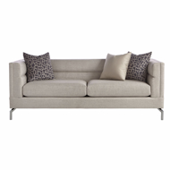 "Picture of SCARLET SOFA, INCL 3-20"" KNIFE EDGE PILLOWS"
