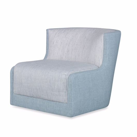 Picture of SYLVIA SWIVEL ACCENT CHAIR
