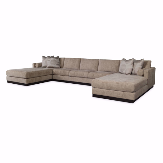 Picture of Langdon Plus 3pc Sectional