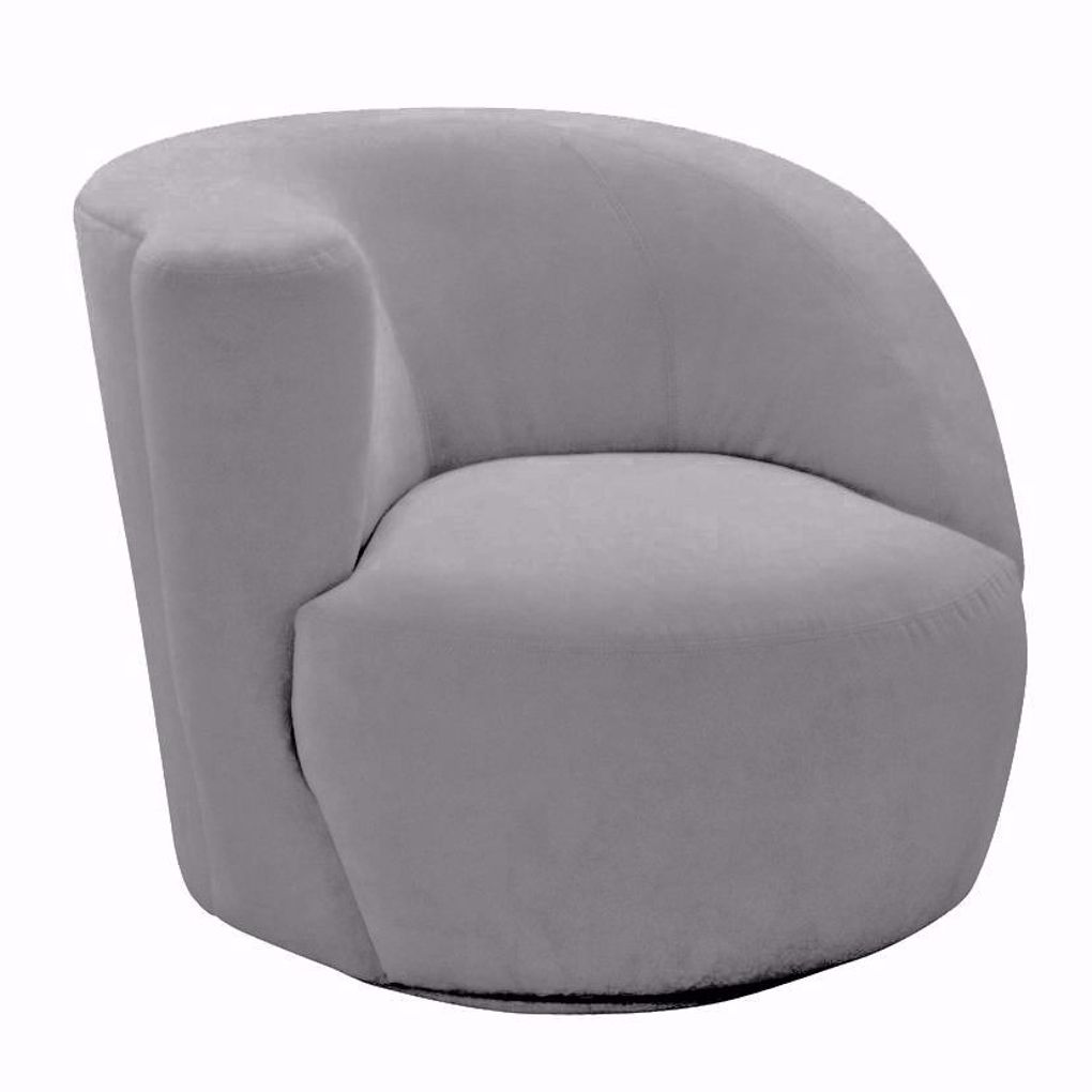 Picture of Scroll Corkscrew Swivel Chair