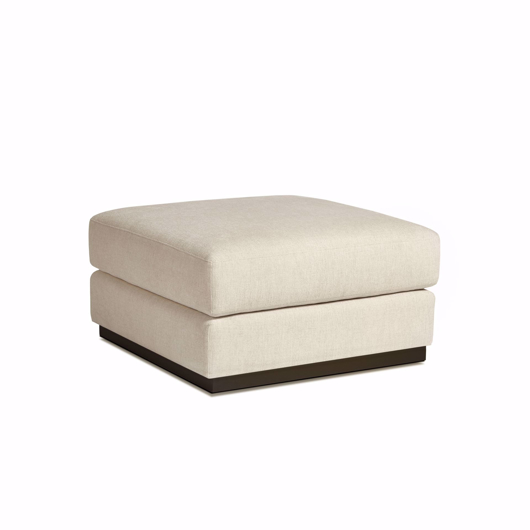 Picture of LANGDON OTTOMAN